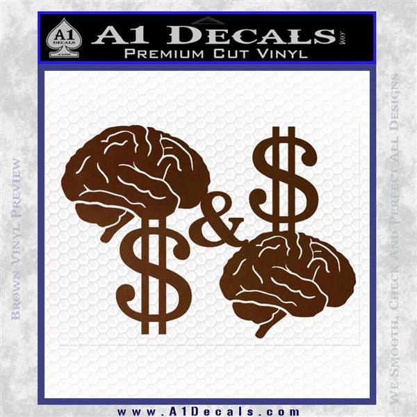 Mind On My Money Decal Sticker Snoop Dogg 187 A1 Decals