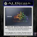 Molon Labe Ammo Pile Decal Sticker Sparkle Glitter Vinyl 120x120
