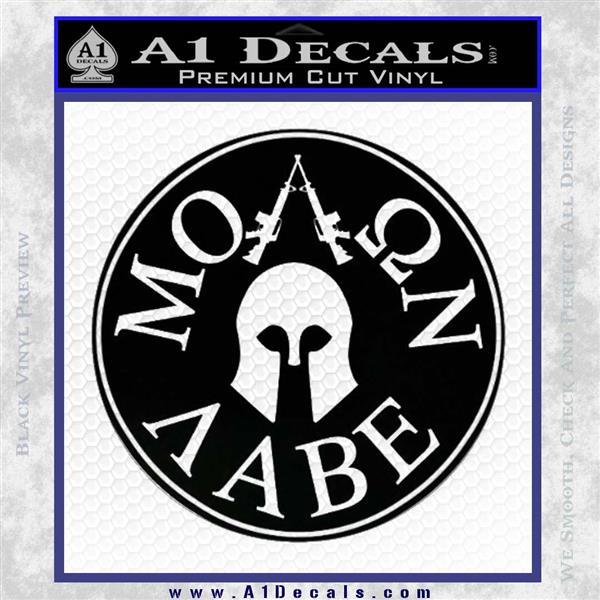 Molon Labe Come And Take Them S Decal Sticker 187 A1 Decals