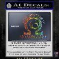 Molon Labe Omega Decal Sticker R2 Sparkle Glitter Vinyl 120x120