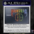 Pantera CFH Decal Sticker Sparkle Glitter Vinyl 120x120