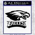 Philidelphia Eagles Full Black Logo Emblem 120x120
