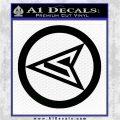Red Arrow Speedy Roy Harper emblem DLB Decal Sticker Black Logo Emblem 120x120