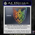 Revengers Real Shield Ultra on Decal Sticker Sparkle Glitter Vinyl 120x120