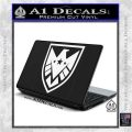 Revengers Real Shield Ultra on Decal Sticker White Vinyl Laptop 120x120