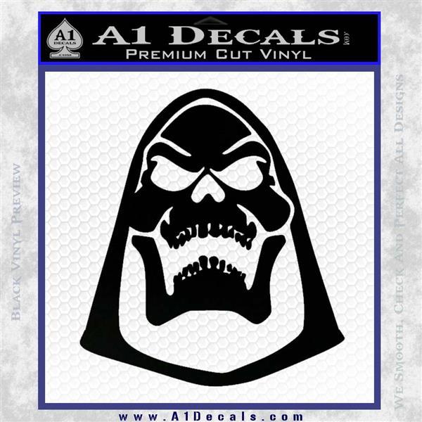 Skeletor Decal Sticker He Man D2 187 A1 Decals