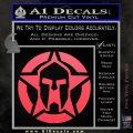 Spartan Ammo Star D1 Decal Sticker Pink Vinyl Emblem 120x120