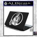 Spartan Warrior CR5 Decal Sticker White Vinyl Laptop 120x120