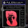 Star Trek Spock DS6 Decal Sticker Pink Vinyl Emblem 120x120