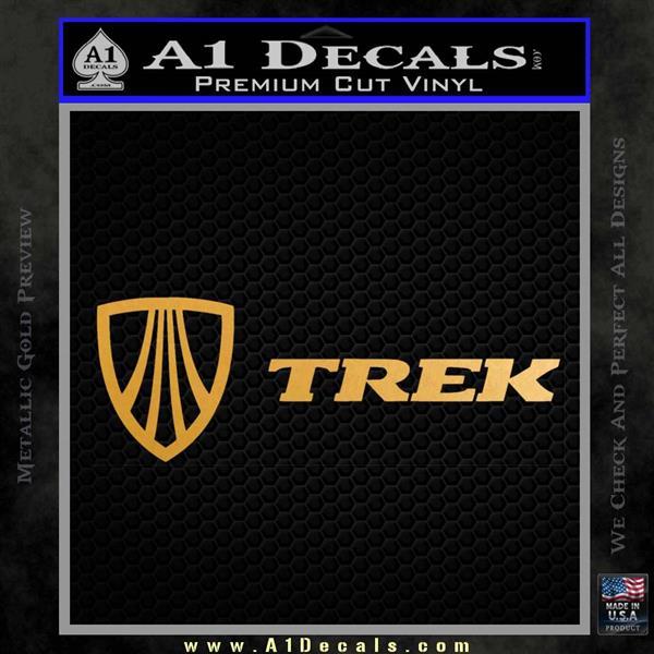 Trek Bicycles Logo Mountain Bikes Vinyl Decal Sticker 187 A1