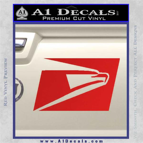 USPS United States Postal Service Decal Sticker » A1 Decals