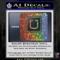 Uber Decal Sticker Sparkle Glitter Vinyl 120x120