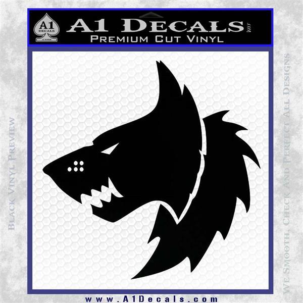Warhammer 40k Space Wolves Decal Sticker 187 A1 Decals