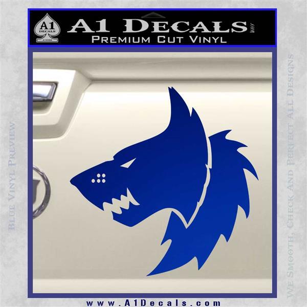 Warhammer 40k Space Wolves Decal Sticker A1 Decals