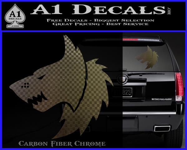 Warhammer 40k Space Wolves Decal Sticker » A1 Decals
