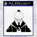 Assassination Classroom Korosensei Anime Kyoko DLB Decal Sticker Black Logo Emblem 120x120
