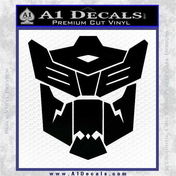 autobots dinobot decal sticker transformers a1 decals