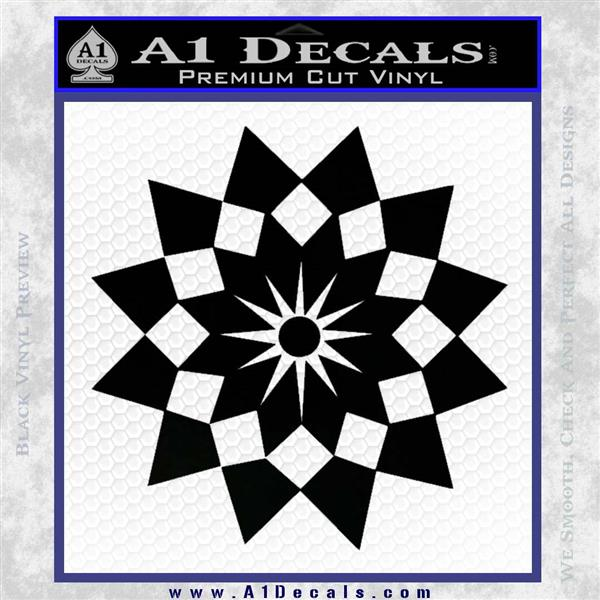 Bleach Gotei 13 Third Division Anime Decal Sticker A1 Decals