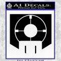 Call of Duty Deadshot Daiquiri Perk Decal Black Logo Emblem 120x120