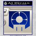 Call of Duty Deadshot Daiquiri Perk Decal Blue Vinyl 120x120