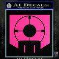 Call of Duty Deadshot Daiquiri Perk Decal Hot Pink Vinyl 120x120