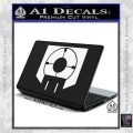 Call of Duty Deadshot Daiquiri Perk Decal White Vinyl Laptop 120x120
