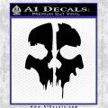 Call of Duty Ghosts Decal Black Logo Emblem 120x120
