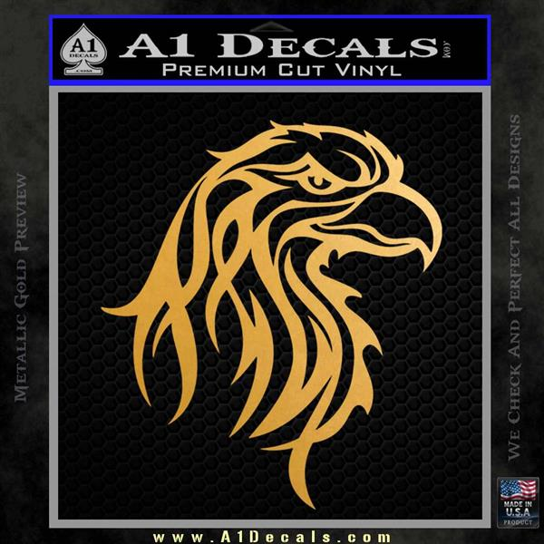 Eagle Tribal Decal Sticker D6 187 A1 Decals