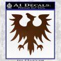 Eve Gallente Decal Sticker Brown Vinyl 120x120