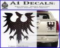 Eve Gallente Decal Sticker Carbon Fiber Black 120x97