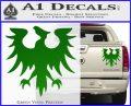 Eve Gallente Decal Sticker Green Vinyl 120x97
