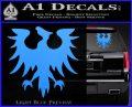 Eve Gallente Decal Sticker Light Blue Vinyl 120x97