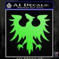 Eve Gallente Decal Sticker Lime Green Vinyl 120x120
