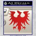 Eve Gallente Decal Sticker Red Vinyl 120x120