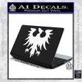 Eve Gallente Decal Sticker White Vinyl Laptop 120x120