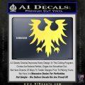 Eve Gallente Decal Sticker Yelllow Vinyl 120x120