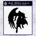 Final Fantasy Sephiroth Wings Decal Sticker Black Logo Emblem 120x120