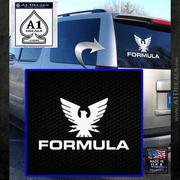 Formula Boats Decal Sticker D2 187 A1 Decals