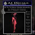 Harley Quinn DS Decal STicker Pink Vinyl Emblem 120x120