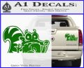 Ice Age Scrat Decal Sticker D1 Green Vinyl 120x97