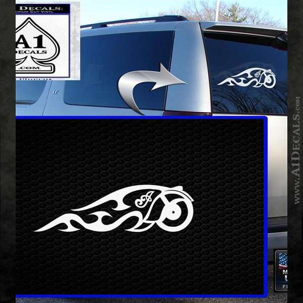 Indian Motorcycle Tribal Decal Sticker 187 A1 Decals