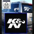 K N VFA Decal Sticker White Emblem 120x120