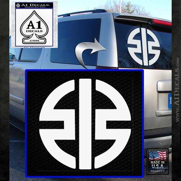 Kawasaki River Logo H2 Decal Sticker 187 A1 Decals