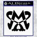 Mermaid Heel Fairy Tail Anime Decal Sticker Black Logo Emblem 120x120