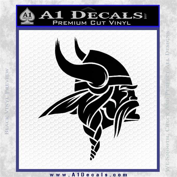 Minnesota Vikings Nfl Logo Decal Sticker 187 A1 Decals