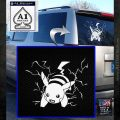 Pokemon Pikachu Electrified Decal Sticker White Emblem 120x120