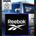 Reebok D1 Decal Stickr White Emblem 120x120