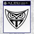 Replicant Blade Runner Decal Sticker Black Logo Emblem 120x120