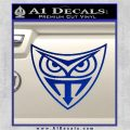 Replicant Blade Runner Decal Sticker Blue Vinyl 120x120