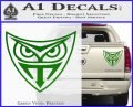 Replicant Blade Runner Decal Sticker Green Vinyl 120x97